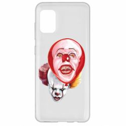 Чохол для Samsung A31 Scary Clown
