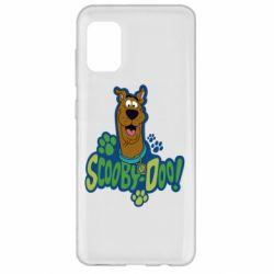 Чехол для Samsung A31 Scooby Doo!