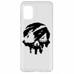 Чохол для Samsung A31 Sea of Thieves skull