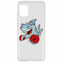 Чохол для Samsung A31 Shark MMA