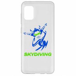 Чохол для Samsung A31 Skidiving