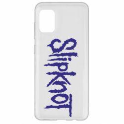 Чохол для Samsung A31 Slipknot