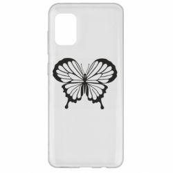 Чехол для Samsung A31 Soft butterfly