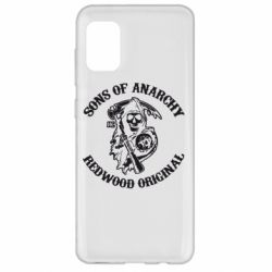 Чехол для Samsung A31 Sons of Anarchy