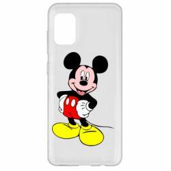 Чохол для Samsung A31 Сool Mickey Mouse