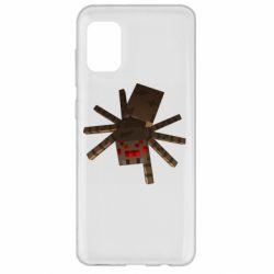 Чехол для Samsung A31 Spider from Minecraft