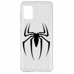 Чехол для Samsung A31 Spider Man Logo