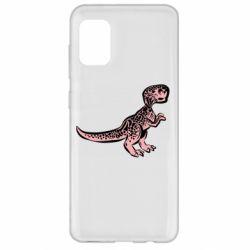 Чохол для Samsung A31 Spotted baby dinosaur