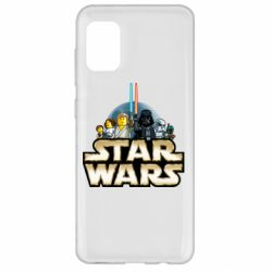 Чохол для Samsung A31 Star Wars Lego