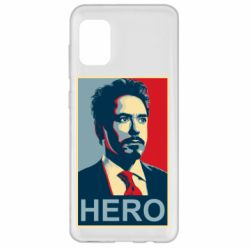 Чохол для Samsung A31 Stark Hero