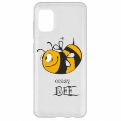 Чехол для Samsung A31 Сумасшедшая пчелка