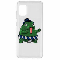 Чехол для Samsung A31 Sumo toad
