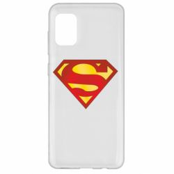 Чехол для Samsung A31 Superman Classic