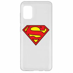 Чехол для Samsung A31 Superman Symbol