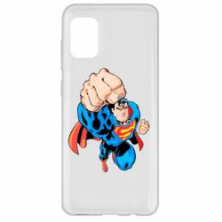Чохол для Samsung A31 Супермен Комікс