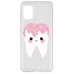 Чохол для Samsung A31 Sweet tooth