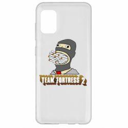 Чехол для Samsung A31 Team Fortress 2 Art