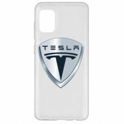 Чехол для Samsung A31 Tesla Corp