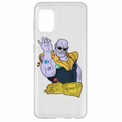Чохол для Samsung A31 Thanos Art