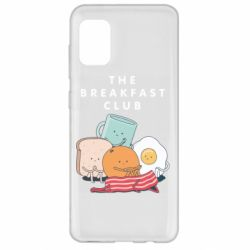 Чохол для Samsung A31 The breakfast club