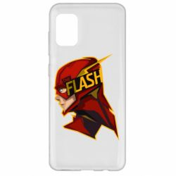 Чехол для Samsung A31 The Flash