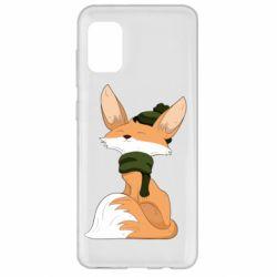 Чохол для Samsung A31 The Fox in the Hat