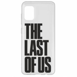 Чохол для Samsung A31 The Last of Us
