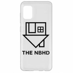 Чехол для Samsung A31 THE NBHD Logo