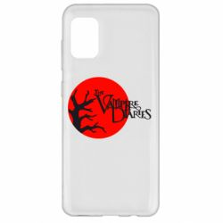 Чехол для Samsung A31 The Vampire Diaries