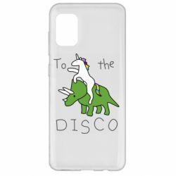 Чохол для Samsung A31 To the disco