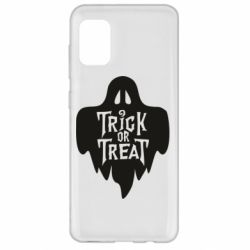 Чехол для Samsung A31 Trick or Treat