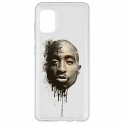 Чехол для Samsung A31 Tupac Shakur