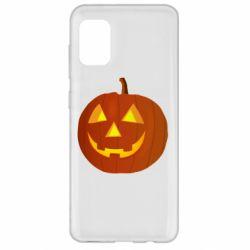 Чохол для Samsung A31 Тыква Halloween