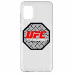 Чехол для Samsung A31 UFC Cage