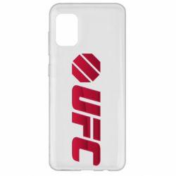 Чехол для Samsung A31 UFC Main Logo