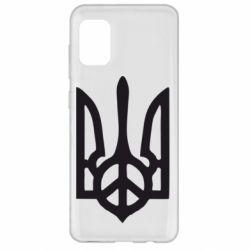 Чехол для Samsung A31 Ukraine Peace