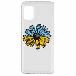 Чехол для Samsung A31 Українська квітка
