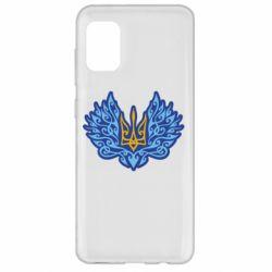 Чохол для Samsung A31 Український тризуб арт