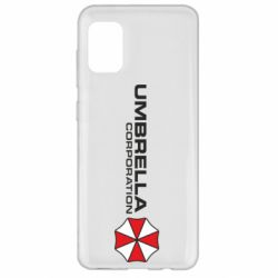 Чехол для Samsung A31 Umbrella Corp