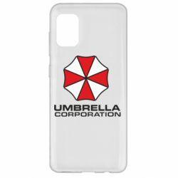 Чехол для Samsung A31 Umbrella