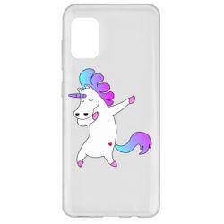 Чехол для Samsung A31 Unicorn swag