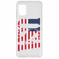 Чохол для Samsung A31 USA