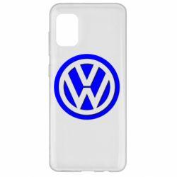 Чохол для Samsung A31 Логотип Volkswagen