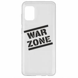 Чохол для Samsung A31 War Zone