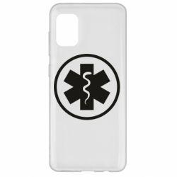 Чохол для Samsung A31 Warface: medic