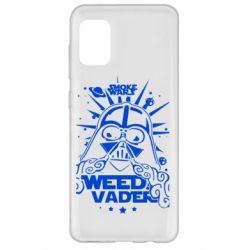 Чехол для Samsung A31 Weed Vader