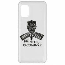 Чехол для Samsung A31 Winter is coming hodak