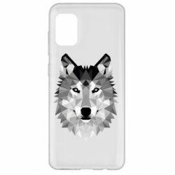 Чохол для Samsung A31 Wolf Art