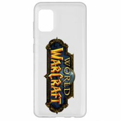 Чохол для Samsung A31 World of Warcraft game