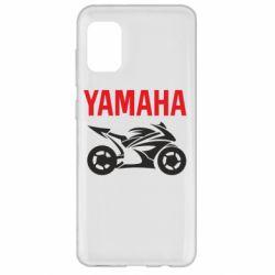 Чохол для Samsung A31 Yamaha Bike